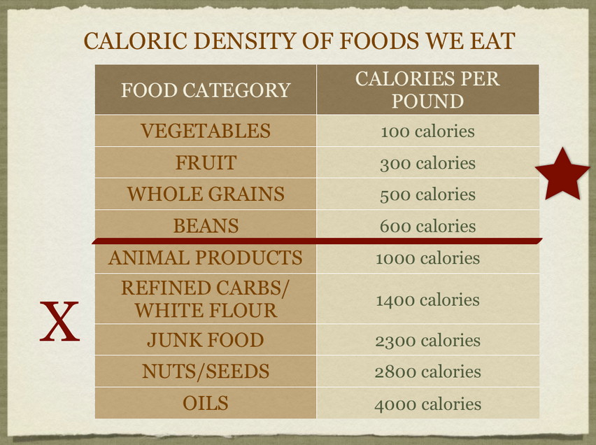 Ultimate Guide To Free Calorie Density Resources