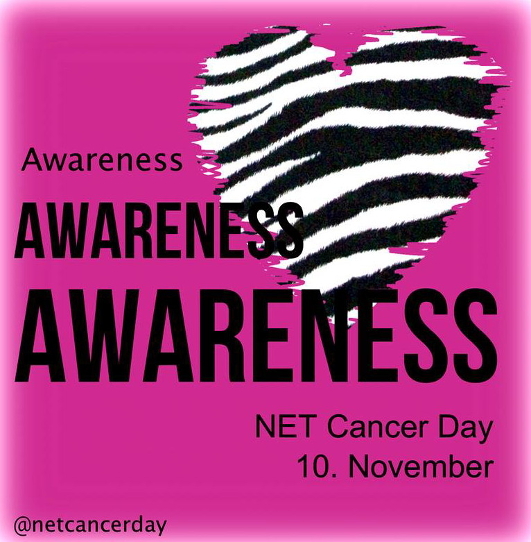 NET Cancer Day ~ November 10, 2015