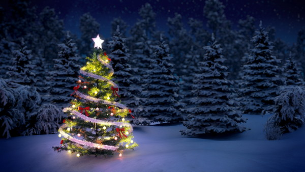 Silent Night ~ Merry Christmas from Roger Moore