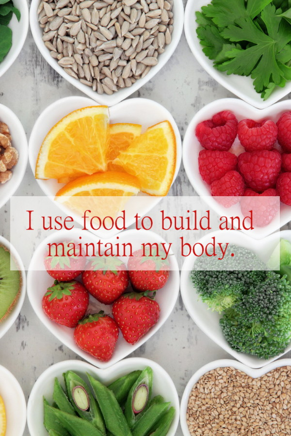 Stop Worrying about Nutrients