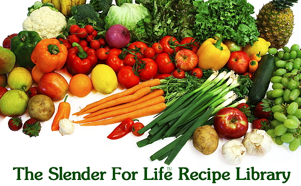 Slender For Life™ Holiday Recipe Library