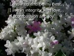 Becoming the Greatest Expression of You ~ Daily Inventory