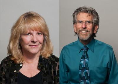 Kelley T. Woods & Roger Moore