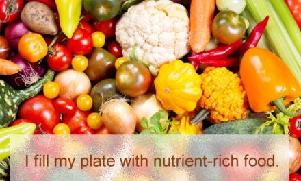 Why are nutrient-rich foods important?