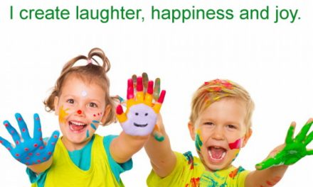 Laughter, Happiness and Joy