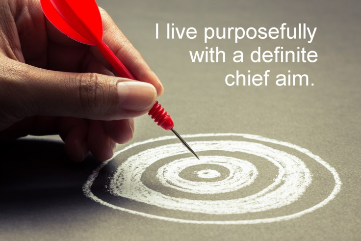 Living Purposefully