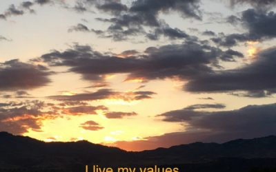 Becoming the Greatest Expression of You ~ Living Your Values