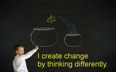 Create Change by Thinking Differently