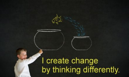 Create Change Thinking Differently