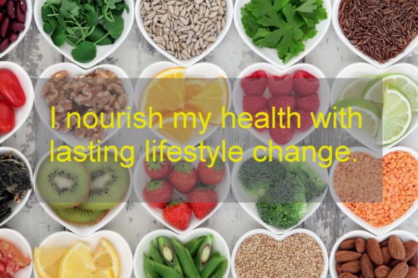 lifestyle change