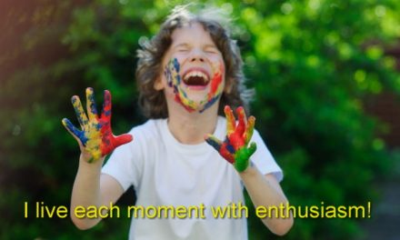 Becoming the Greatest Expression of You ~ Enthusiasm