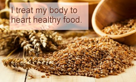 Heart Health ~ Eat more whole grains and fiber