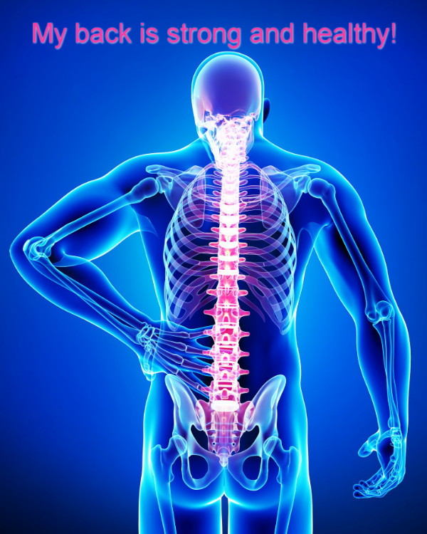 back pain hypnosis