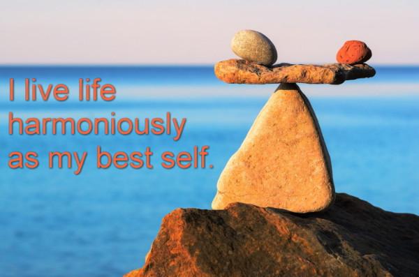 Living Harmoniously