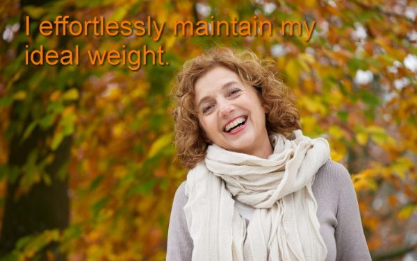 Why is self-hypnosis important for maintaining weight loss in 2019?