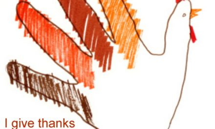 Gratitude Dance ~ Thanksgiving 2016