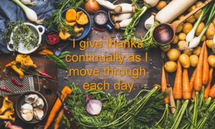 Thanksgiving and your weight loss goal