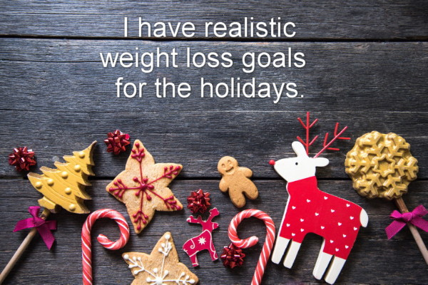 Holiday weight loss