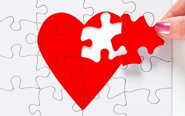 Hypnosis help to overcome a broken heart