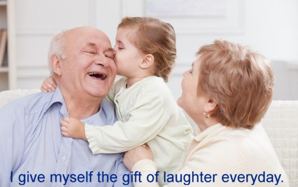 Laugh everyday!