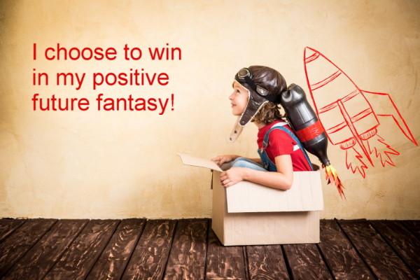 Positive future fantasy