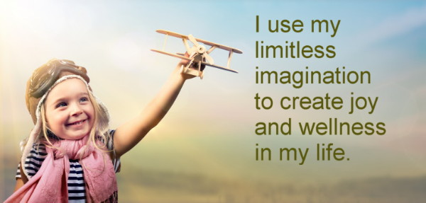 Imagination and Becoming the Greatest Expression of You