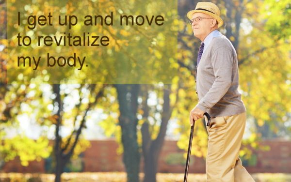 Sitting less can add years to your life