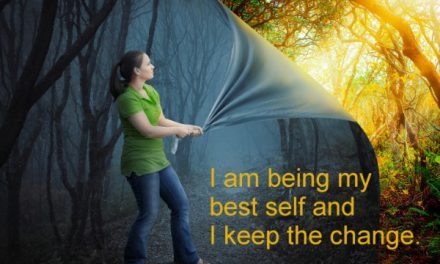 Keep the change ~ Becoming the Greatest Expression of You