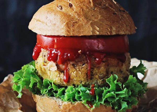 Black-Eyed Pea Burgers