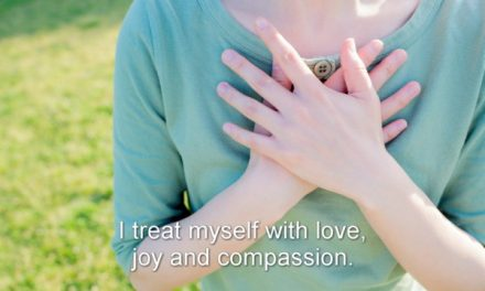 Privilege of treating yourself with compassion ~ Becoming the Greatest Expression of You