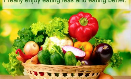 Hypnosis to eat healthy