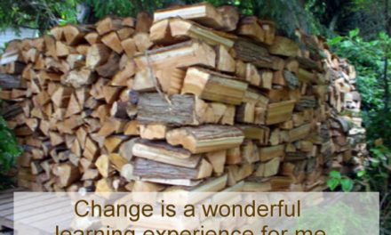 Wood, Journey and Change