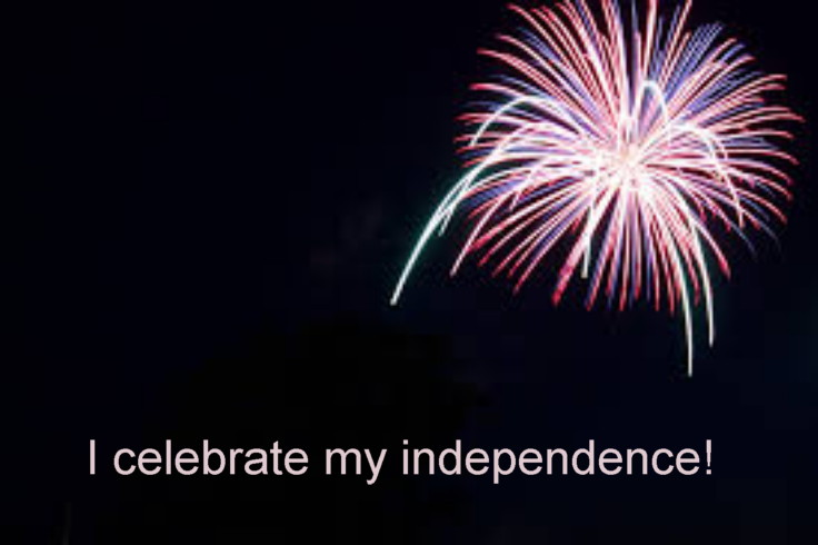 Celebrate your independence!