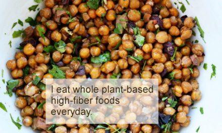 High-Fiber Diet Helps Heart