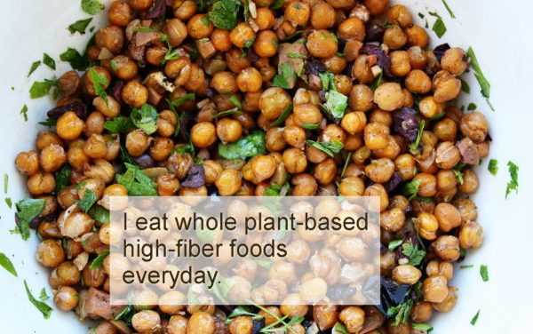 High-Fiber Diet Helps Heart