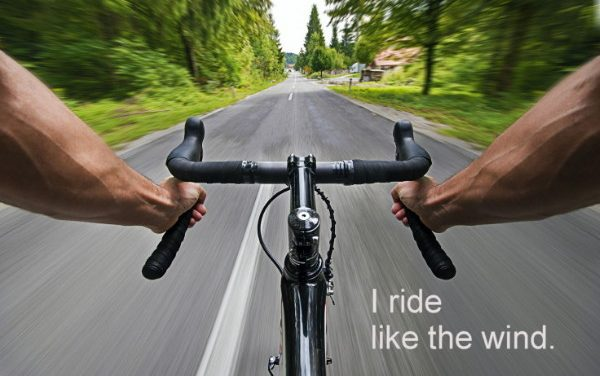 Hypnosis for cycling