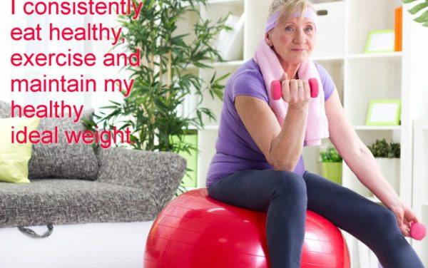 Hypnosis for weight loss consistency