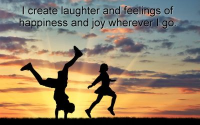 Laugh, Dance and Sing! ~ Becoming the Greatest Expression of You