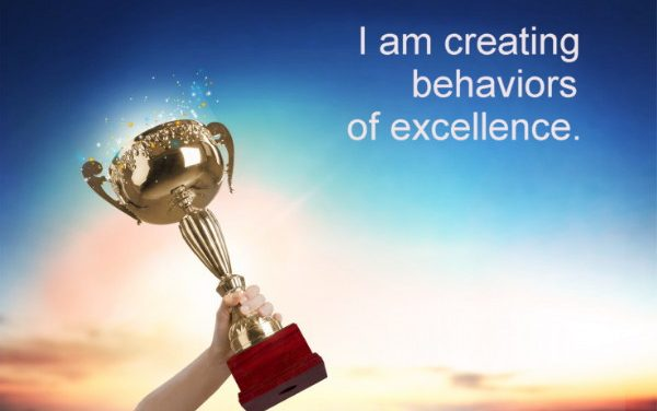 Behaviors of excellence