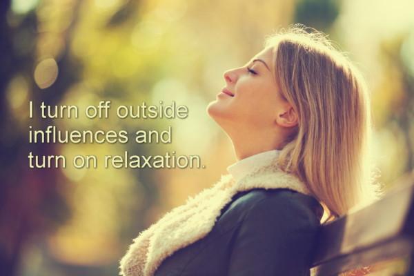 Meditation or hypnosis