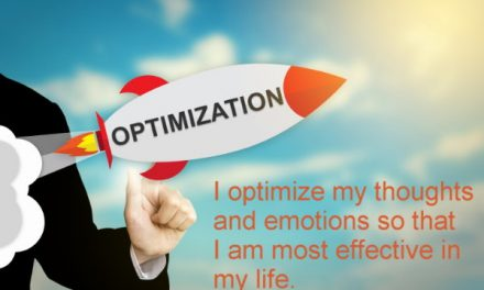 Optimization ~ Becoming the Greatest Expression of You
