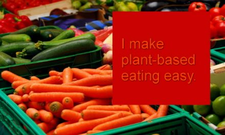 Ask Roger: How do I make plant-based eating easy?