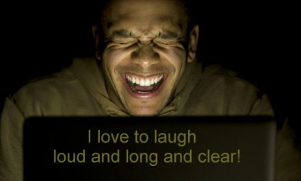 Laughter is the best medicine ~ Becoming the Greatest Expression of You