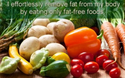 Don't worry about good fat