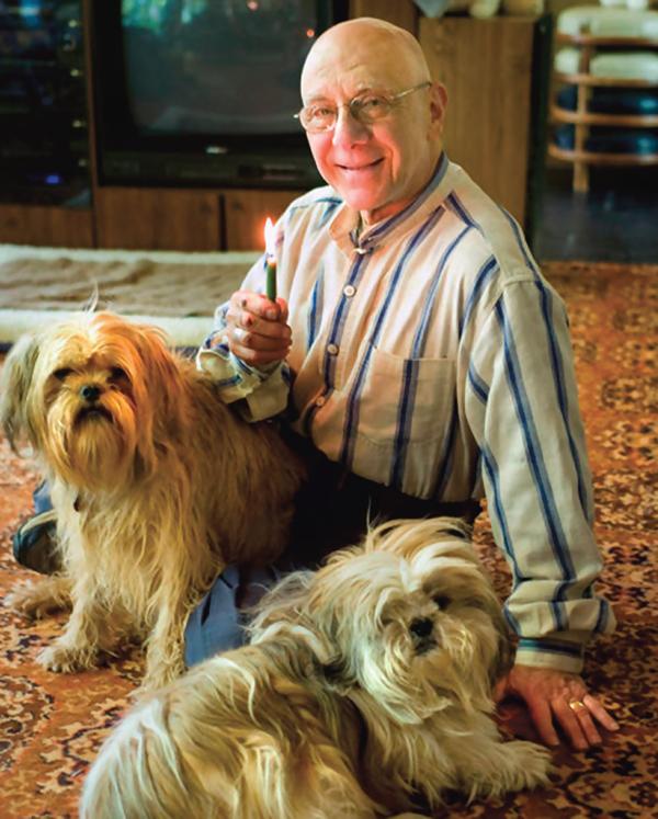 Bernie Siegel Healing from cancer