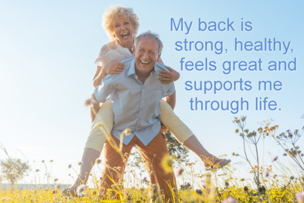 Hypnosis for low-back pain