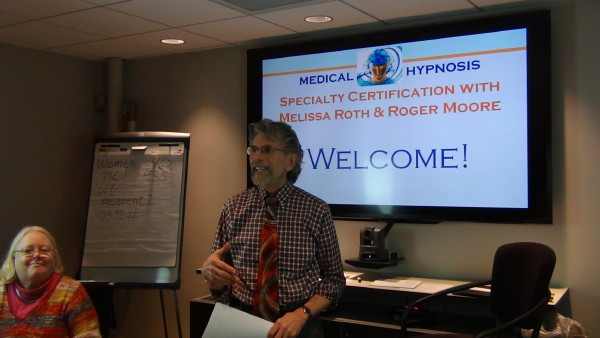 Medical Hypnosis Coaching with Melissa Roth & Roger Moore ...