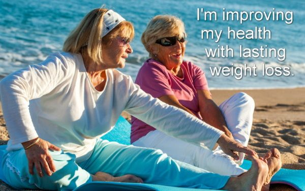 Weight loss for arthritis