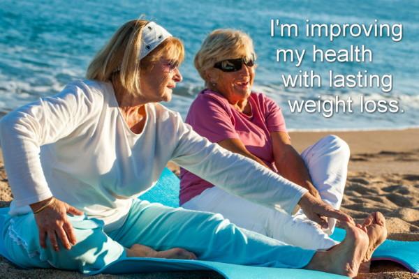 Weight loss for arthritis