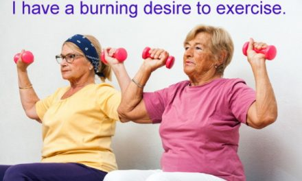 Exercise can reverse and restore a stiffening heart muscle